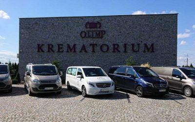6 lat działalności Krematorium Olimp