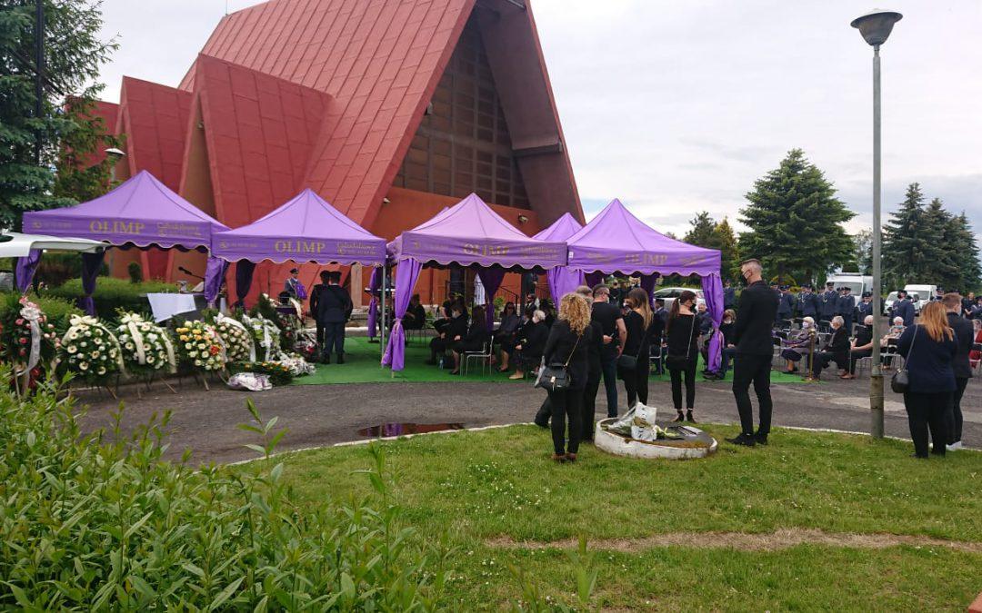 Pogrzeb Strzelin 6.6.2020 – dyr. Jan Rykieta