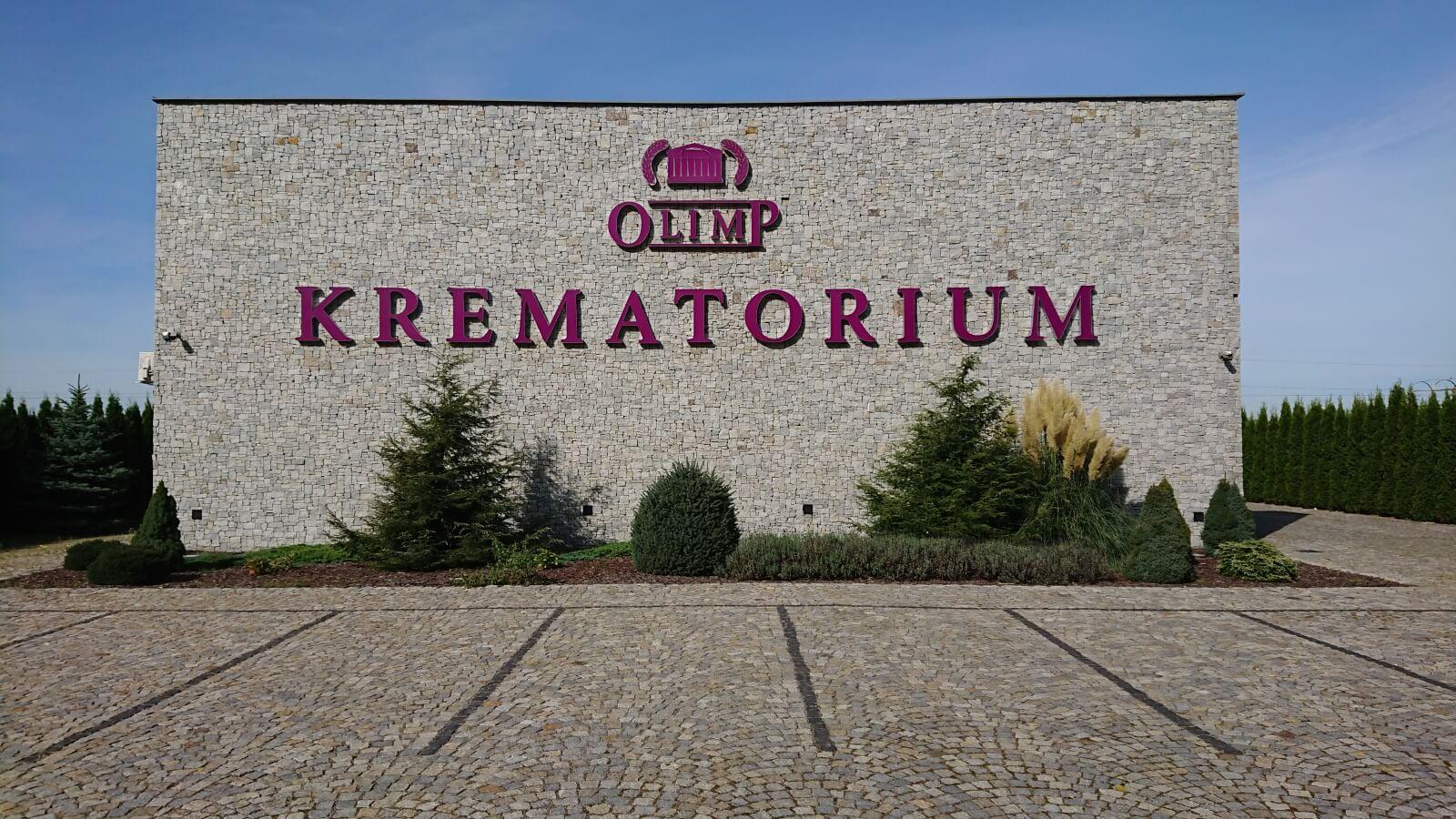 Krematorium Olimp w Strzelinie