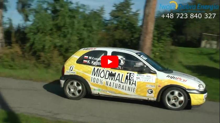 Marten Rajd Strzeliński 2020 – Łuczak / Kędziora – Opel Corsa